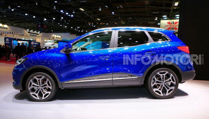 Renault Kadjar 2018: tecnica rivista per il crossover alla francese - Foto 6 di 15