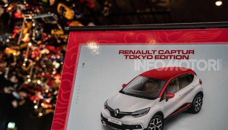 Renault Captur Tokyo Edition: l'auto che si compra sui social con Garage Italia - Foto 21 di 38