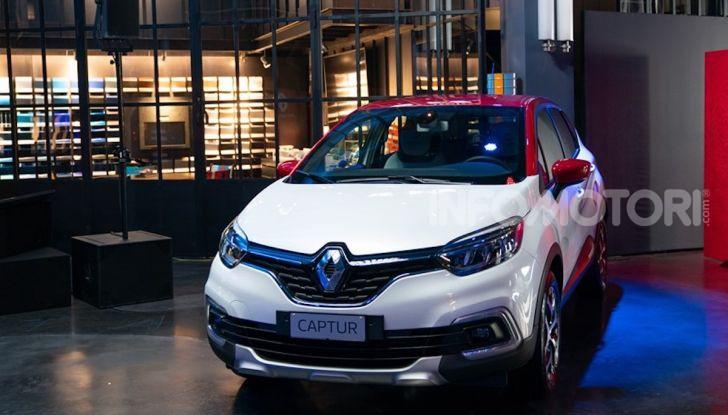 Renault Captur Tokyo Edition: l'auto che si compra sui social con Garage Italia - Foto 24 di 38