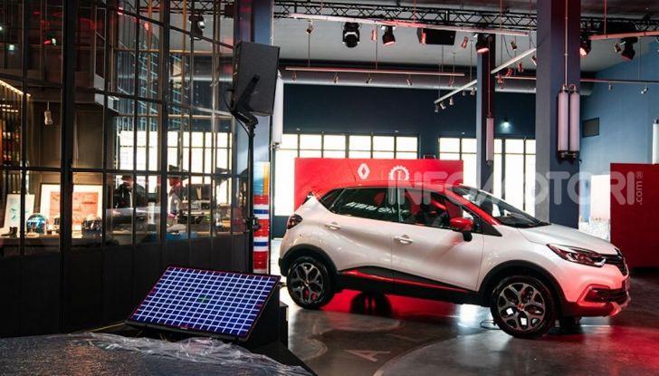 Renault Captur Tokyo Edition: l'auto che si compra sui social con Garage Italia - Foto 27 di 38