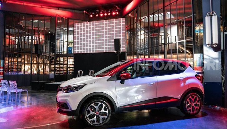 Renault Captur Tokyo Edition: l'auto che si compra sui social con Garage Italia - Foto 2 di 38