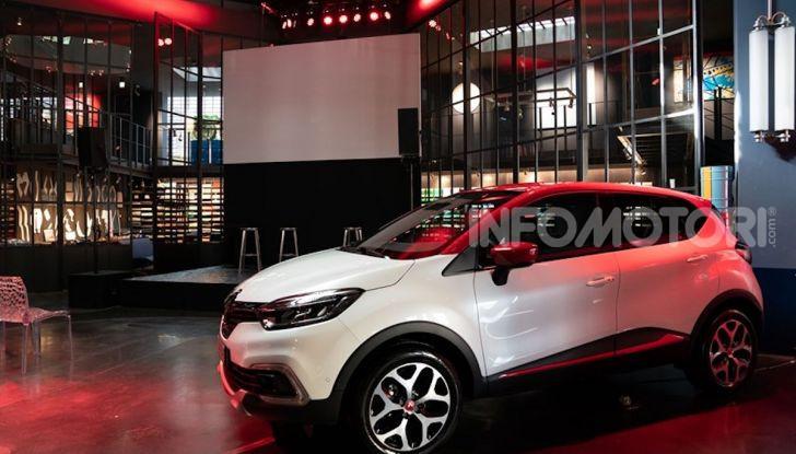 Renault Captur Tokyo Edition: l'auto che si compra sui social con Garage Italia - Foto 31 di 38