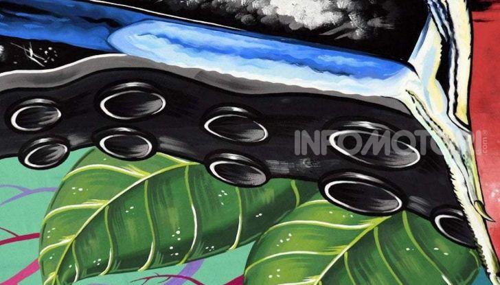 Roma, Il murales di Iena Cruz pulisce l'aria grazie a vernice AirLite - Foto 6 di 21