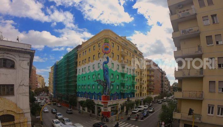 Roma, Il murales di Iena Cruz pulisce l'aria grazie a vernice AirLite - Foto 21 di 21