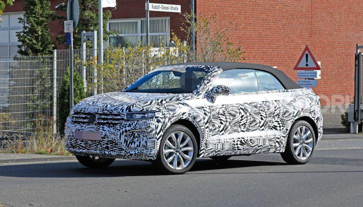 Volkswagen T-Roc Cabrio 2020: il SUV che non c'era - Foto 6 di 13