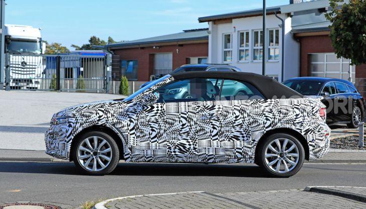 Volkswagen T-Roc Cabrio 2020: il SUV che non c'era - Foto 8 di 13