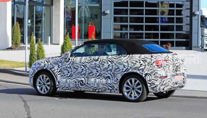Volkswagen T-Roc Cabrio 2020: il SUV che non c'era - Foto 9 di 13