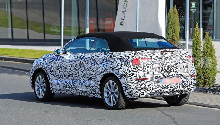 Volkswagen T-Roc Cabrio 2020: il SUV che non c'era - Foto 10 di 13