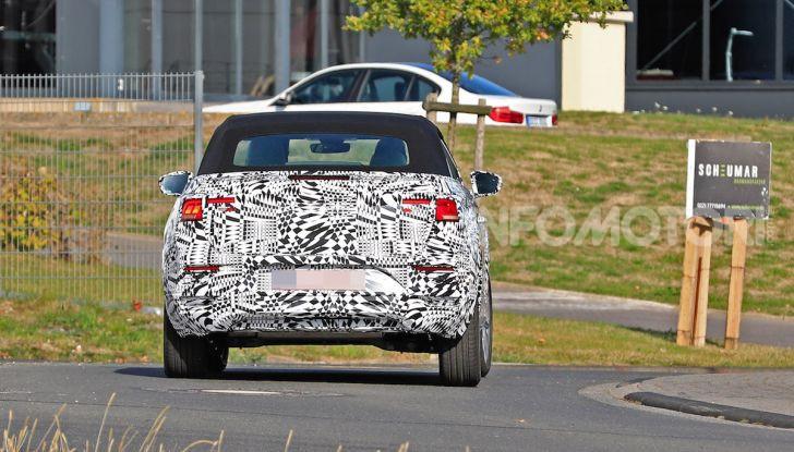 Volkswagen T-Roc Cabrio 2020: il SUV che non c'era - Foto 13 di 13