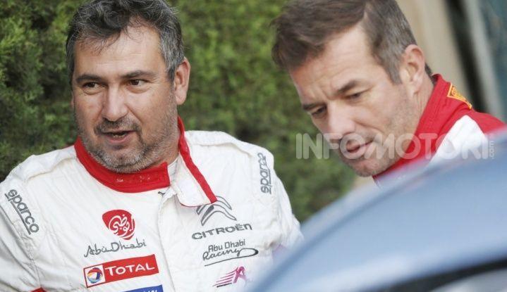 WRC Spagna 2018: un Rally, una sfida. Il ricordo della prima vittoria di Loeb con Citroën nel 2005 - Foto 1 di 4