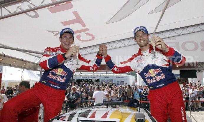 WRC: dal 2019 Sébastien Ogier e Julien Ingrassia con Citroën - Foto  di