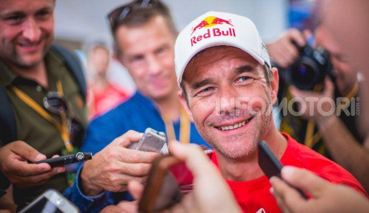 WRC Spagna 2018- presentazione: le dichiarazioni del team Citroën - Foto 2 di 4