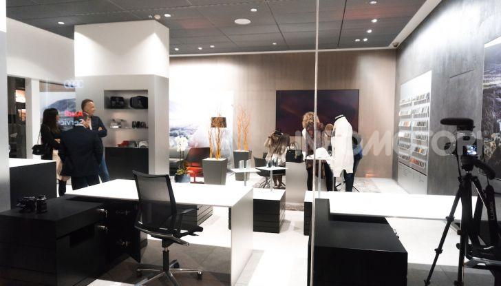 Il primo showroom digitale è Audi Sagam, Top Dealer Italia di Infomotori - Foto 2 di 18