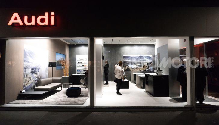 Il primo showroom digitale è Audi Sagam, Top Dealer Italia di Infomotori - Foto 1 di 18