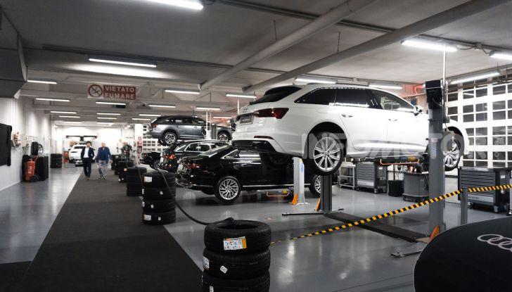 Il primo showroom digitale è Audi Sagam, Top Dealer Italia di Infomotori - Foto 6 di 18