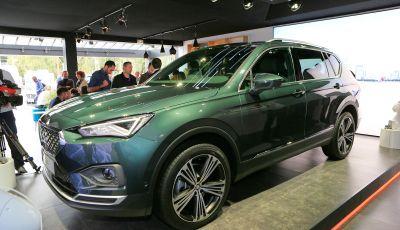 Seat Tarraco 2018: un nuovo SUV a 7 posti per tutte le esigenze