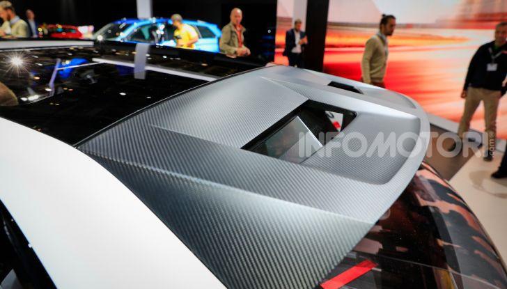 Skoda Vision RS 2018, il concept svelato al Salone di Parigi - Foto 7 di 30