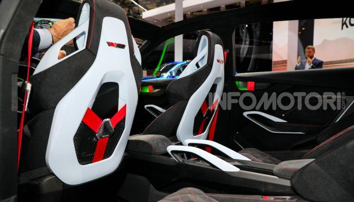 Skoda Vision RS 2018, il concept svelato al Salone di Parigi - Foto 8 di 30