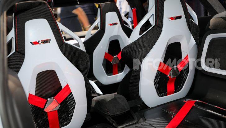 Skoda Vision RS 2018, il concept svelato al Salone di Parigi - Foto 15 di 30