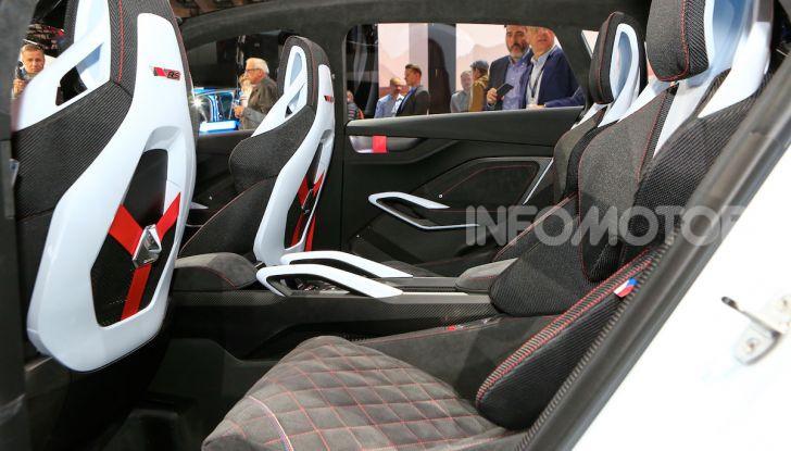 Skoda Vision RS 2018, il concept svelato al Salone di Parigi - Foto 22 di 30