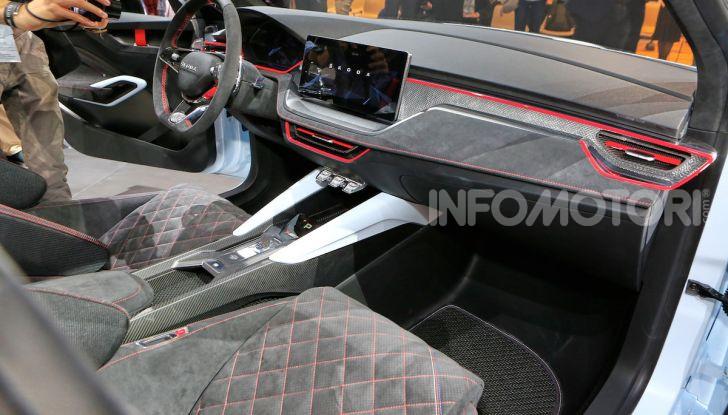 Skoda Vision RS 2018, il concept svelato al Salone di Parigi - Foto 25 di 30