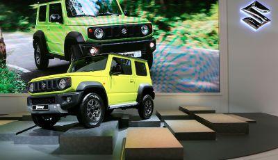 Suzuki Jimny nuova generazione, novità per la piccola 4x4