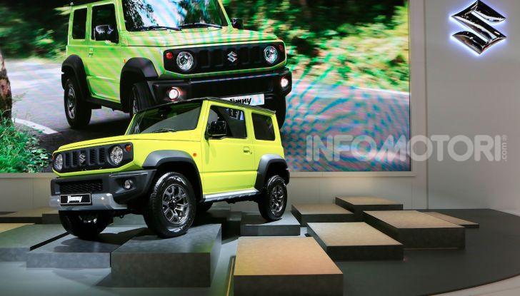 Suzuki Jimny nuova generazione, novità per la piccola 4×4 - Foto 1 di 18