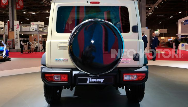 Suzuki Jimny nuova generazione, novità per la piccola 4×4 - Foto 11 di 18