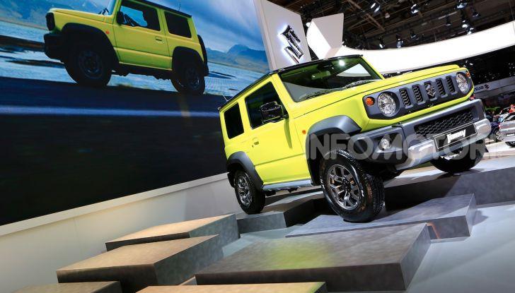 Suzuki Jimny nuova generazione, novità per la piccola 4×4 - Foto 4 di 18
