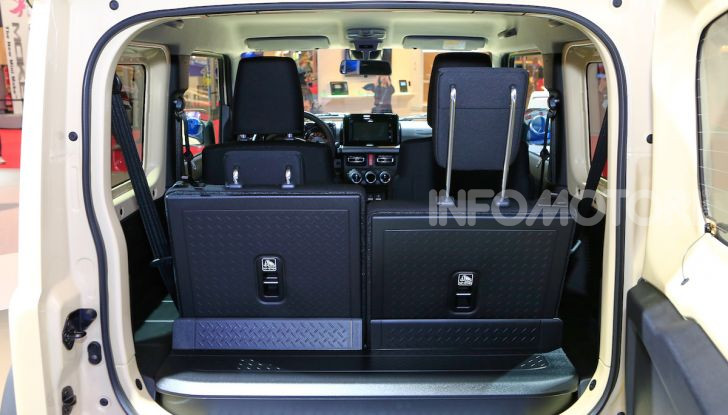 Suzuki Jimny nuova generazione, novità per la piccola 4×4 - Foto 8 di 18