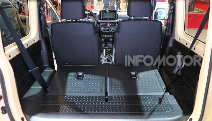 Suzuki Jimny nuova generazione, novità per la piccola 4×4 - Foto 9 di 18