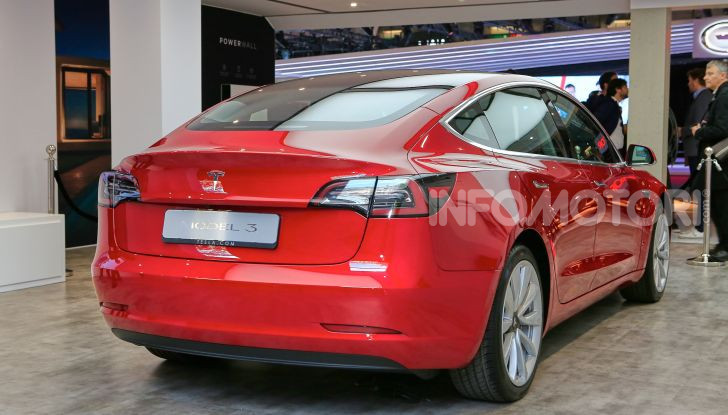Tesla Model 3: Quanto costa, come ordinarla e quando arriva - Foto 19 di 23