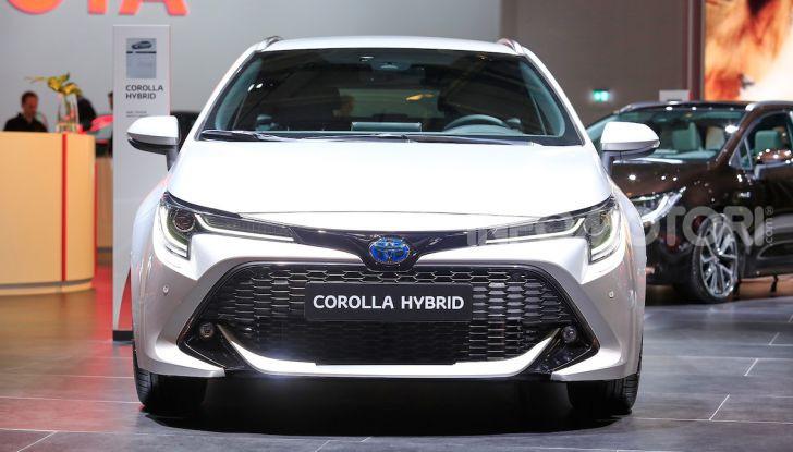 Toyota Corolla 2019: il ritorno di un mito per il segmento C - Foto 3 di 31
