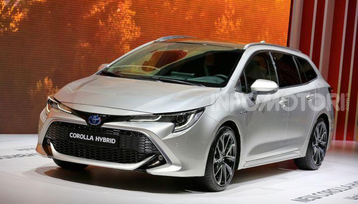Toyota Corolla 2019: il ritorno di un mito per il segmento C - Foto 12 di 31