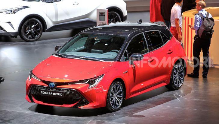 Toyota Hybrid Service: 10 anni di garanzia per l'ibrido giapponese - Foto 8 di 14
