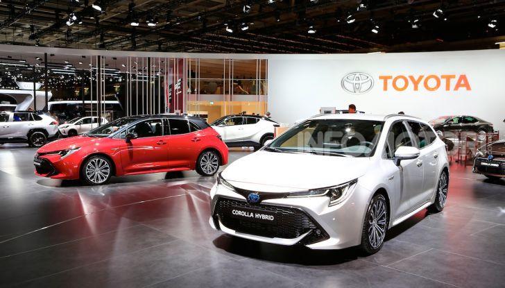 Toyota Hybrid Service: 10 anni di garanzia per l'ibrido giapponese - Foto 2 di 14