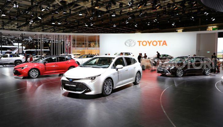 Toyota Corolla 2019: il ritorno di un mito per il segmento C - Foto 6 di 31