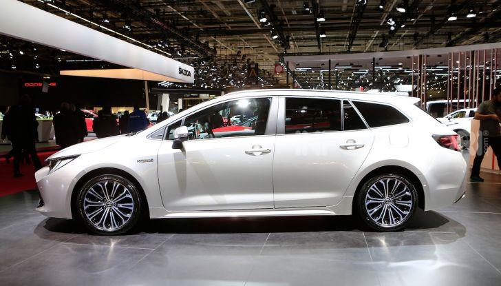 Toyota Corolla 2019: il ritorno di un mito per il segmento C - Foto 16 di 31