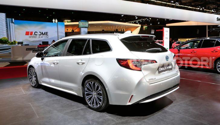 Toyota Corolla 2019: il ritorno di un mito per il segmento C - Foto 17 di 31
