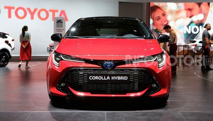 Toyota Hybrid Service: 10 anni di garanzia per l'ibrido giapponese - Foto 10 di 14