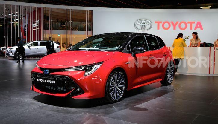 Toyota Corolla 2019: il ritorno di un mito per il segmento C - Foto 24 di 31