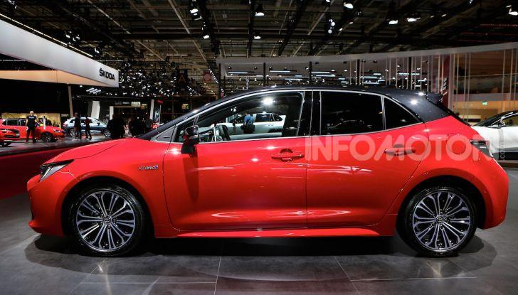 Toyota Corolla 2019: il ritorno di un mito per il segmento C - Foto 25 di 31
