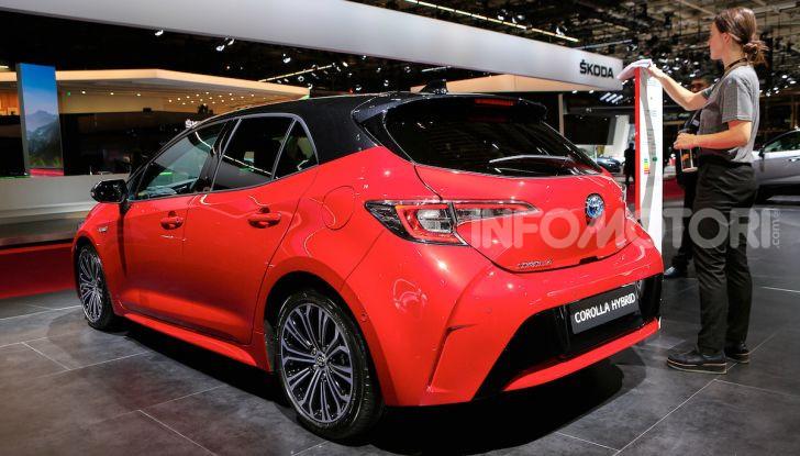 Toyota Corolla 2019: il ritorno di un mito per il segmento C - Foto 26 di 31