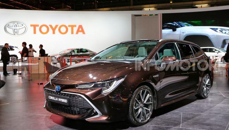 Toyota Corolla 2019: il ritorno di un mito per il segmento C - Foto 29 di 31