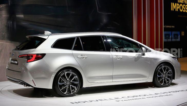 Toyota Corolla 2019: il ritorno di un mito per il segmento C - Foto 7 di 31