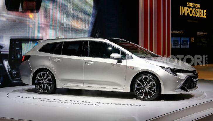 Toyota Corolla 2019: il ritorno di un mito per il segmento C - Foto 8 di 31
