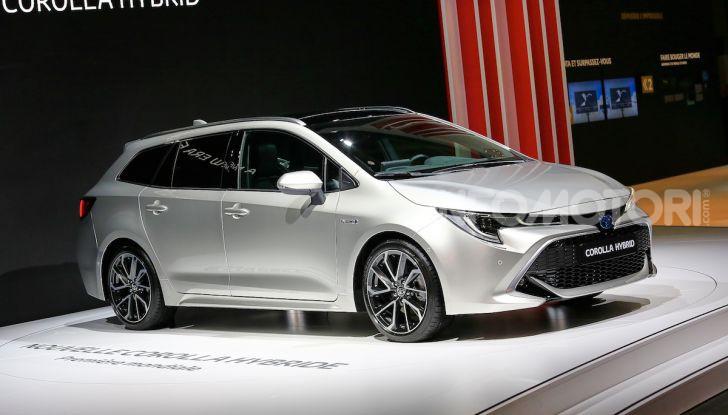 Toyota Corolla 2019: il ritorno di un mito per il segmento C - Foto 9 di 31