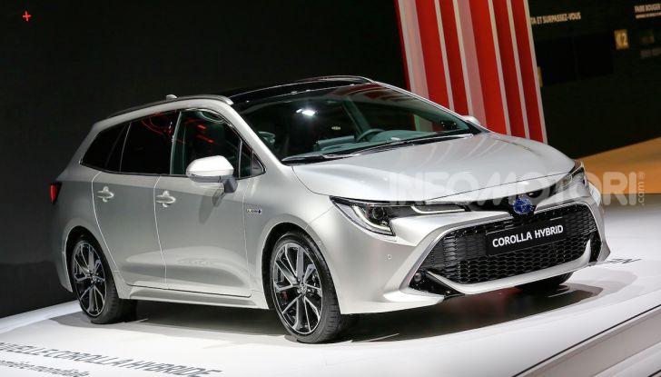 Toyota Corolla 2019: il ritorno di un mito per il segmento C - Foto 10 di 31