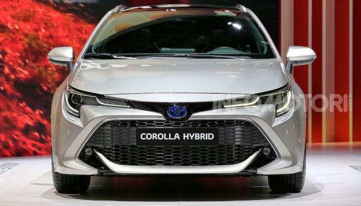 Toyota Corolla 2019: il ritorno di un mito per il segmento C - Foto 11 di 31