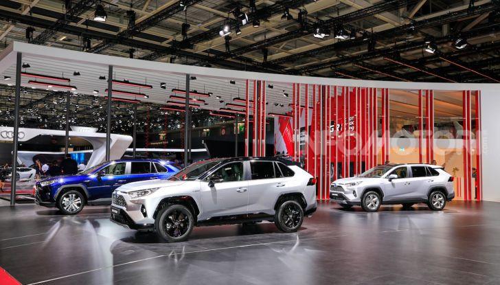 Toyota Hybrid Service: 10 anni di garanzia per l'ibrido giapponese - Foto 5 di 14